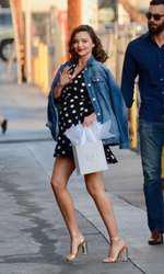 Miranda Kerr, însărcinată pentru a doua oară