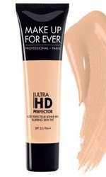 Fond de ten, Make up For Ever, Ultra UD Perfector Blurring Skin Tint, 160 lei, disponibil Sephora