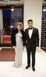 Laura Cosoi și Cosmin Curticăpean