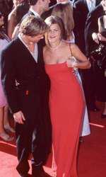 Jennifer Aniston si Brad Pitt