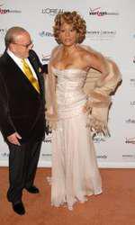 Whitney Houston si CliveDavis