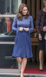 Kate Middleton a impresionat într-o nouă ţinută