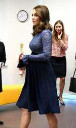 Kate Middleton este în ultima lună de sarcină