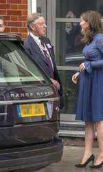 Kate Middleton va aduce pe lume cel de-al treilea copil al Prinţului William