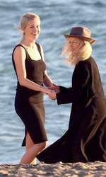 Kim Basinger si Ireland Baldwin