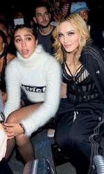 Madonna și Lourdes Leon
