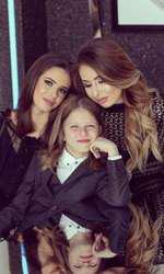 Rebecca, Laurentiu si Sarah