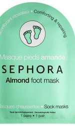 Mască pentru picioare cu migdale, Sephora, 18 lei