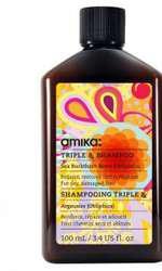 Șampon hidratant, Amika, Triple Rx Shampoo, 45 lei, disponibil Sephora