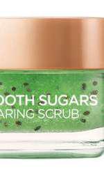 Scrub pentru ten, L'Oreal Paris, Smooth Sugars, 44,5 lei