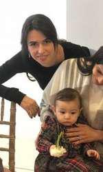 Anca Serea, Diana Bart și fiica sa, Mayra