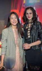 Bae Jung-hwa și Oana Marcu