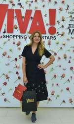 Amalia Enache, dupa sesiunea de shopping