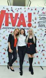 Oana Popoiag, Cristina Pîrvu și Diana Stamen (Echipa VIVA!)