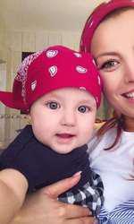 Elena Gheorghe și fiica ei