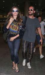 Heidi Klum și iubitul ei, Tom Kaulitz