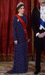 Regele Felipe VI al Spaniei şi Regina Letizia, apariţie de excepţie