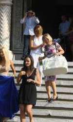 Andreea Bălan a botezat-o pe fetița Andreei Antonescu