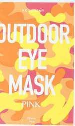 Mască pentru ochi, Kokostar, Outdoor Eye Mask, 20 lei, disponibilă Sephora