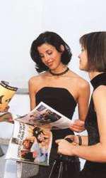 Simona Haraga, Diana Piștalu și Laura Vărgalui, unele din cele mai apreciate manechine în anii 2000