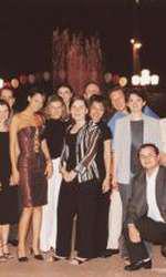 Echipa VIVA! 2000, din care făcea parte și Andreea Raicu