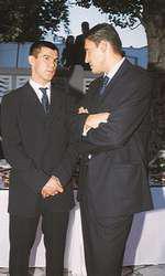 Mihai Leu și Horațiu Nicolau