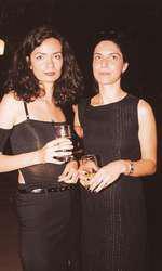 Corina Bârlădeanu și Cristina Lazăr
