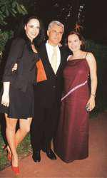 Andreea Marin, Antonios Liberis și Andreea Esca