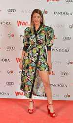 Diana Dumitrescu (rochie Silk Love and Lace)