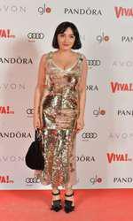 Ana Morodan - rochie Stephan Pelger,  ținută inspired by glo™ Elements Gold