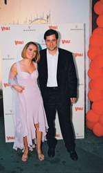Cele mai frumoase cupluri la petrecerile VIVA!
