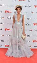 Gabriela Atanasov (Sweet Paprika) - rochie Lou Lou the Brand, ținută inspired by glo™ Elements Chrome