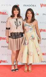 Raluca Hagiu (Unica) și Elena Perseil - ambele creații Elena Perseil