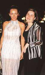 Mihaela Rădulescu și Ada Teslaru