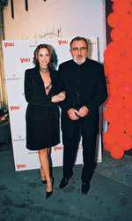Andreea Marin și Ion Țiriac, în 2004