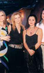 Romanița Iovan, Irina Schrotter, Beatrice Rancea și Monica Petrică