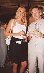 Rosana Oprea și Dan Chișu