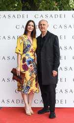 Andreea Berecleanu si Cesare Casadei