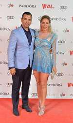 Andreea Banica si Lucian Mitrrea