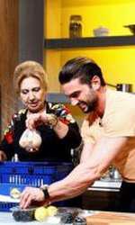 Dorian Popa si mama sa la Chefi la cutite