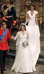 Kate Middleton şi Prinţul William, în 2011