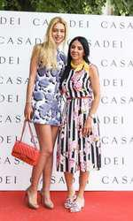 Laura Dinca si Bianca Popescu
