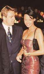 Andreea Raicu la VIVA! Party în 2000