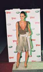 Andreea Raicu la VIVA! Party în 2005
