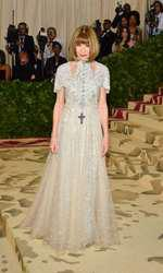 Met Gala 2018 - NYC Anna Wintour