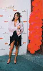 Andreea Raicu la VIVA! Party în 2004
