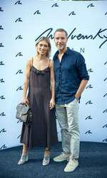 Sorina și Mikael Fredholm