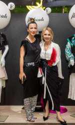 Camelia Șucu și Mirela Bucovicean