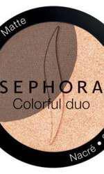 Fard, Sephora, Colorful Duo Eyeshadow, 52 lei