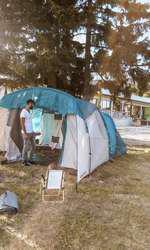 In vacanta cu cortul